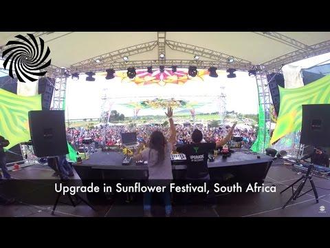 Upgrade @ Sunflower Festival 2015 ,  South Africa