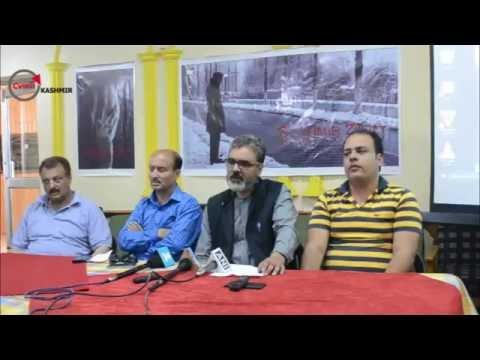 cvmn kashmir report on Kashmir Daily film