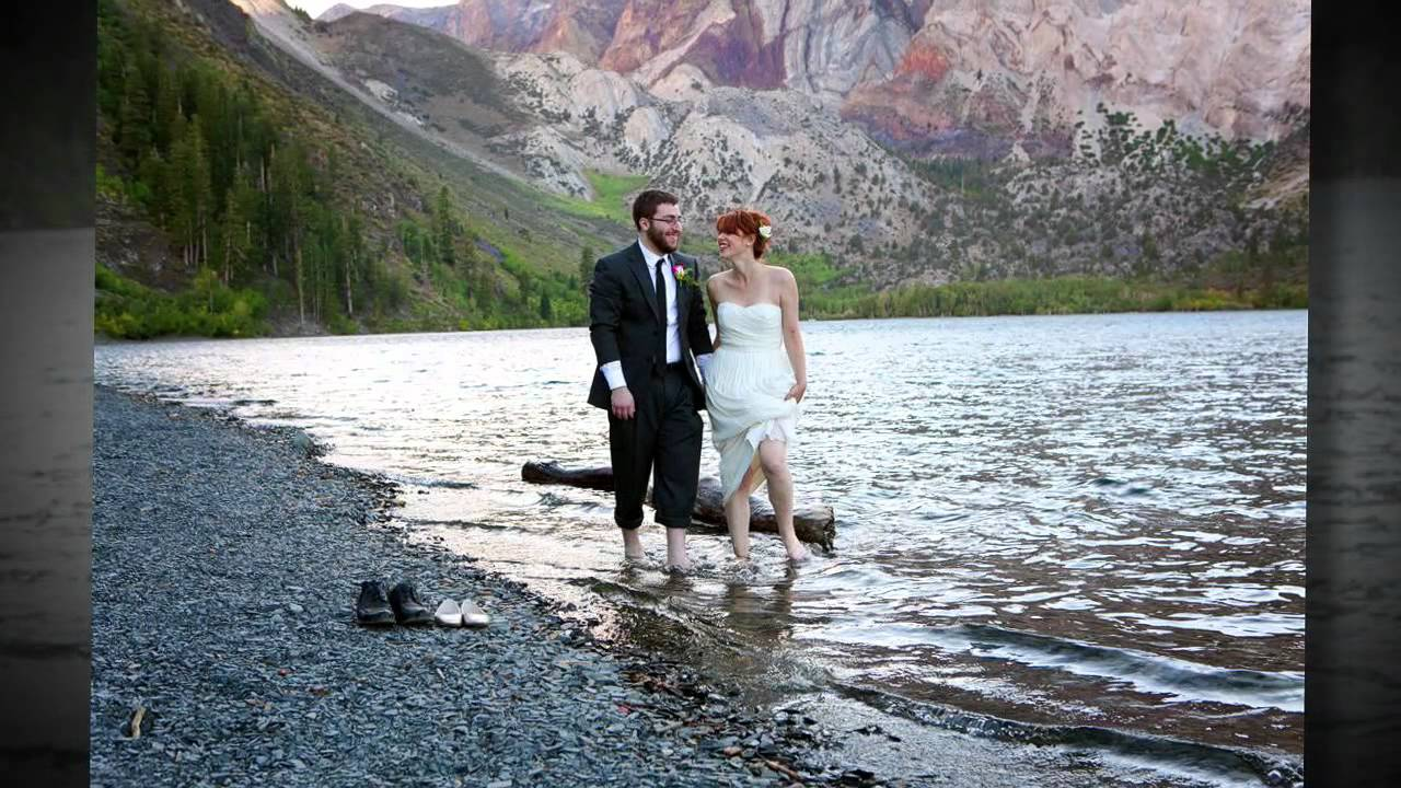 Convict Lake Weddings Convict Lake Wedding