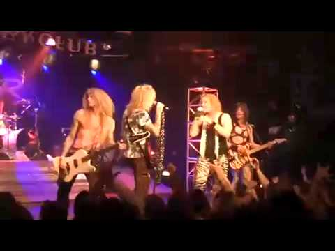 steel panther lexxi. STEEL PANTHER ft Justin