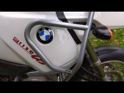 Дуги HEED на BMW R1150GS, Full Bunker