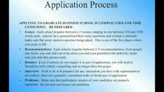 MBA Admissions Application Process - Essay Writing Tips | Manhattan Review Admissions Consulting
