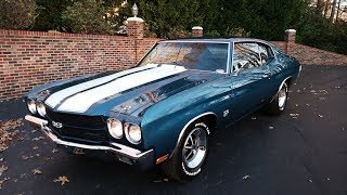 1970 Chevelle SS for sale Old Town Automobile in Maryland