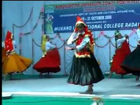 Group Dance Haryanvi Oceanan Excellent Group Of Art video