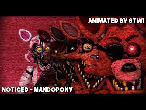 """[FNaF] [Sfm] """"Noticed"""" By Mandopony"""