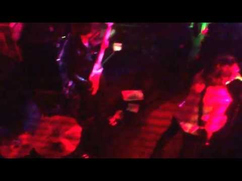 Carl Barat- War Of The Roses Live at the Zombie Hut Corby 07/05/2013