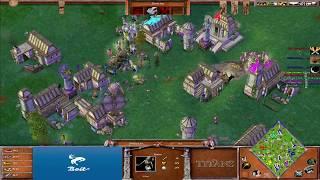 UCA vs DoD - Age of Mythology: The Titans (Hybrid Mod) (Game 5)