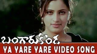 Ya Yare Yare Video Song || Bangaru Konda Movie || Rishi, Navneet Kaur