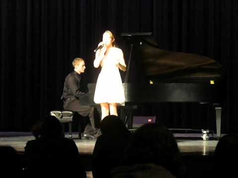 Someone Like You by Adele Cover Croatan High School Talent Show