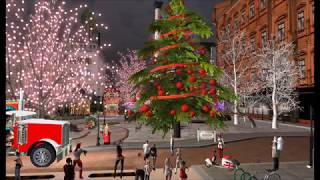 Christmas Tree planting ceremony for 2018 (London City)