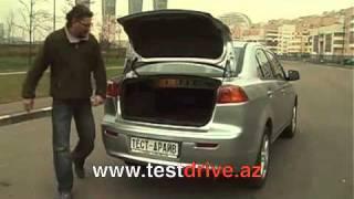 Mitsubishi Lancer - Сева Кущинский Тест-драйв на НТВ