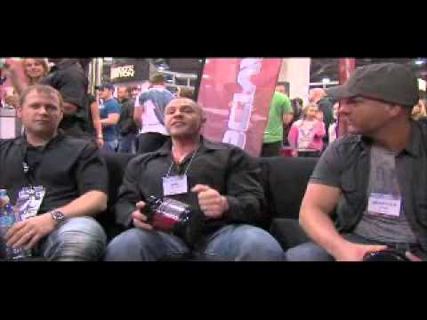 Scivation Marc Lobliner Interview Arnold 2011 Marc Lobliner sits down