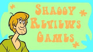 Shaggy Reviews Video Games