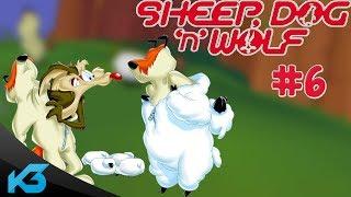 Let's Play Česky - Sheep Dog 'n' Wolf #6 - Já jsem ovečka