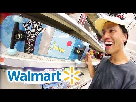NEW Walmart Boards are ACTUALLY pretty cool!