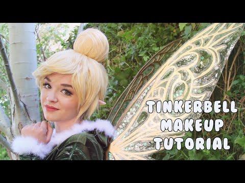 Tinkerbell Makeup Tutorial