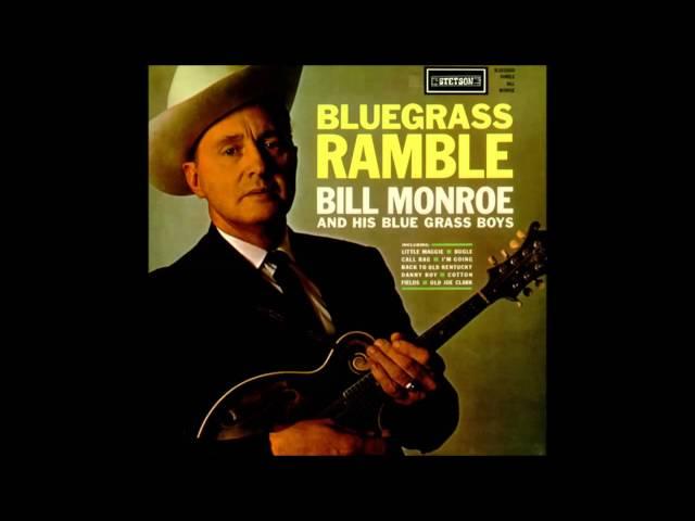 Bill Monroe & His Blue Grass Boys - Toy Heart