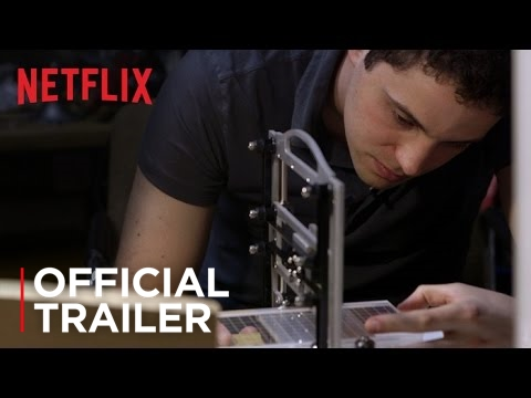 Print the Legend - Main Trailer - Netflix [HD]