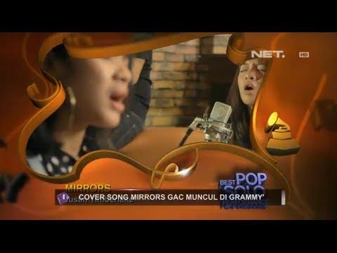 Entertainment News - Video Cover song GAC sempat diputar di Grammy Awards 2014