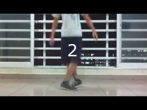 Hướng dẫn cơ bản shuffle dance part 2 - Shuffle VietNam
