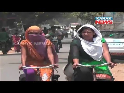 Heat Wave Increases After Cyclone Roanu
