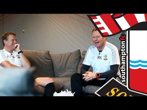 SaintsXmas | DAY 23: #InTheBox with Ronald & Erwin Koeman