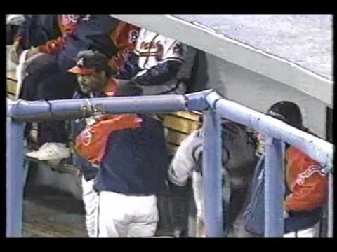 David Justice 1995 World Series Home Run