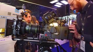 ARRI - ALEXA LF - BSC EXPO 2018 -  Frederic Merten - Product Management Camera Systems