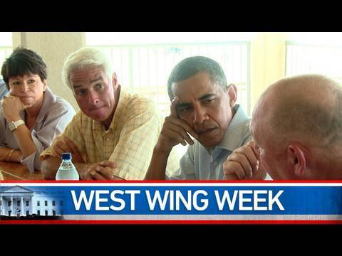 West Wing Week: 06/18/10 or 