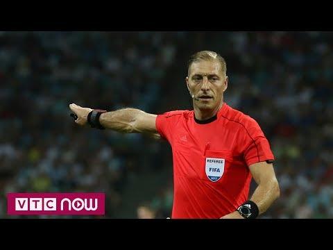 Lộ diện trọng tài bắt chính World Cup 2018 | VTC9 | world cup 2018