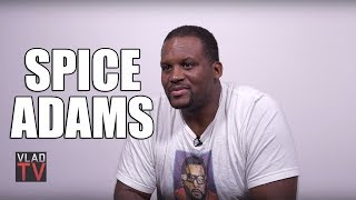 Spice Adams on Doing 5 Seasons w/ Chicago Bears, Found Out He Got Cut on Vacation (Part 9)