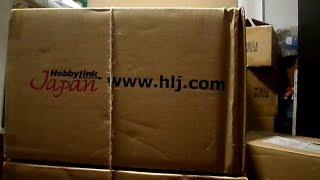 Hobby Link Japan - 8° HLJ Unboxing (español) - [18/07/19]