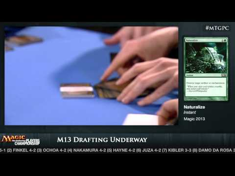 2012 Players Championship: Magic 2013 Booster Draft