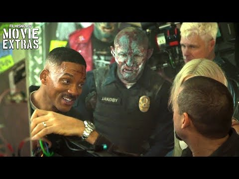 Go Behind the Scenes of Bright (2017) streaming vf