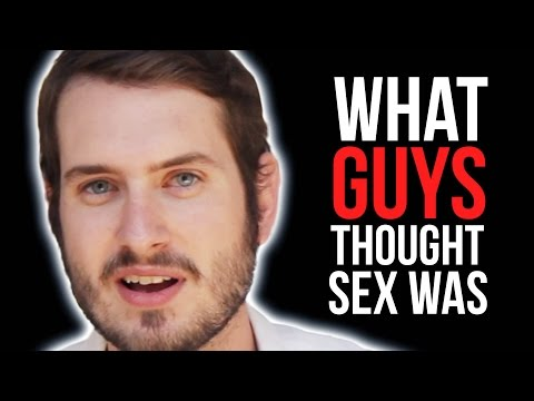 Guys' Misconceptions About Sex (when They Were Younger) video