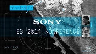 E3 2014: SONY KONFERENCE (feat. Petr Bulíř)