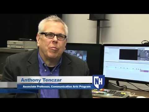 Video Production and Media Studies, Communication Arts Program at UNH Manchester
