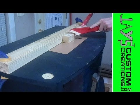 Trash to Treasure - Router Table - 047