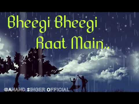 Aaja Sanam Madhur Chandni Mein Hum | Reprise Cover Version By Anand, | Music by Sa Re Ga Ma