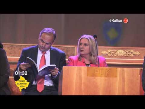#DebatPernime për Integrime Ndërkombëtare: Meliza Hradinaj 1