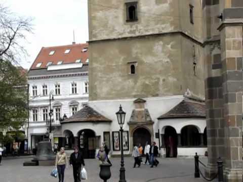 Slovakia - Kosice (Kassa) travel