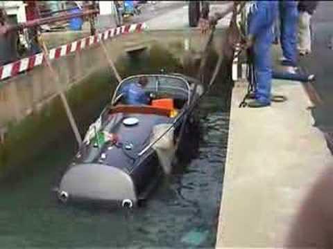 riva ariston boat. 4:11. locmaisonvuemer@hotmail.fr riva runabaout ariston ...
