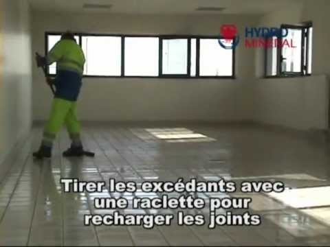 hydrofuge joints de carrelage youtube