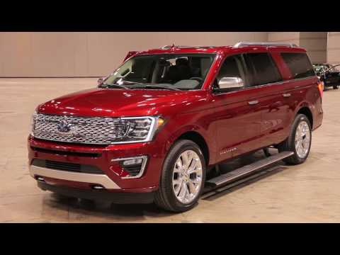 2018 ford expedition review ratings specs prices and photos the car connection. Black Bedroom Furniture Sets. Home Design Ideas