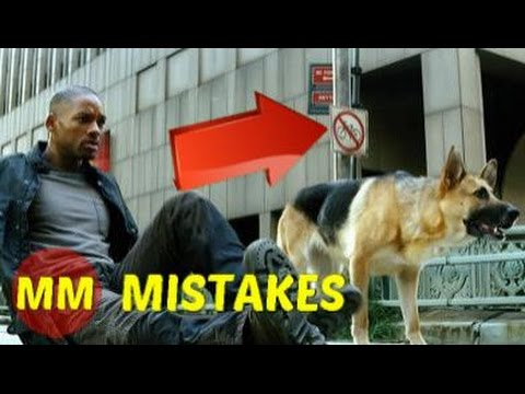 7 Hilarious Detailed MISTAKES Hidden In The I Am Legend Film |  I Am Legend