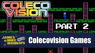 ColecoVision Part 2 - James & Mike Mondays