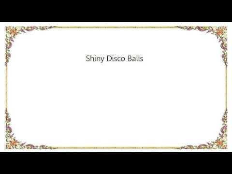 Chris Cox - Shiny Disco Balls Lyrics