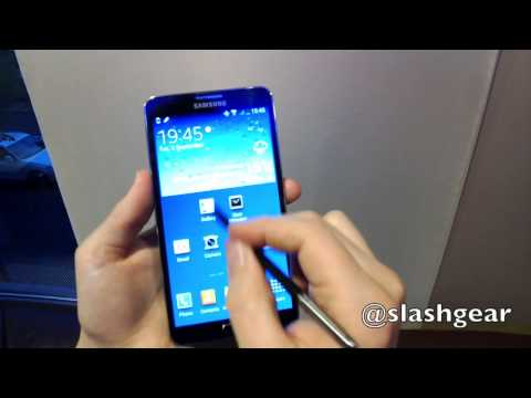 Samsung Galaxy Note 3 and Galaxy Note 10.1 2014 Edition hands-on
