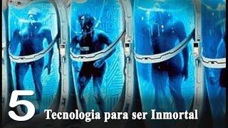 Avances Cientificos Que Te Haran INMORTAL - TOP 10 Inventos para no morir JAMAS
