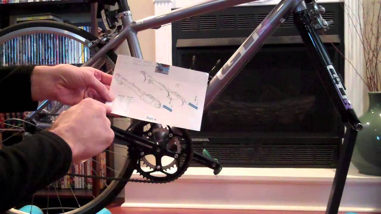 Tacx Galaxia Roller Assembly
